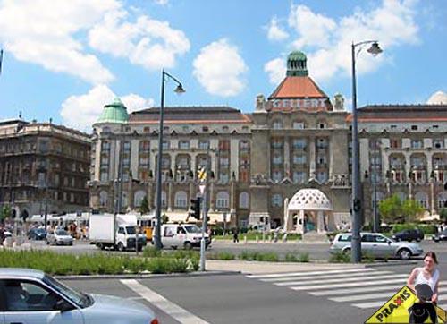 St. Gellért Square